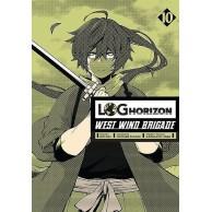 Log Horizon. West Wind Brigade - 10