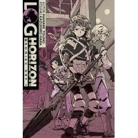 Log Horizon - 3 (light novel)