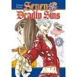 Seven Deadly Sins - 3 Shounen Studio JG