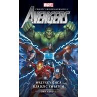 Uniwersum Marvela. Avengers: Wszyscy chcą rządzić Książki Insignis Media