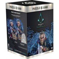 Good Loot Puzzle Assassin's Creed Valhalla (1000 elementów)