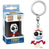 Funko POP Keychains: Toy Story - Forky (new expression)