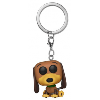Funko POP Keychains: Toy Story - Slinky Dog
