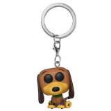 Funko POP Keychains: Toy Story - Slinky Dog Funko - Disney Funko - POP!
