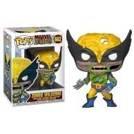 Figurka Funko POP Marvel: Zombies - Wolverine 662 Funko - Marvel Funko - POP!
