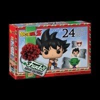 Funko POP Advent Calendar: Dragon Ball Z Funko - Różne Funko - POP!