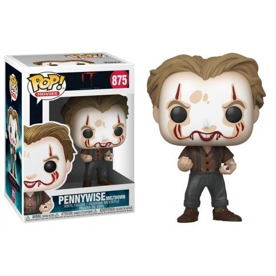 Funko POP: IT To Pennywise Meltdown - 875 Funko - Movies Funko - POP!