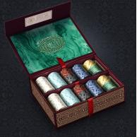 Iron Clays - Luksusowe żetony do gier (200szt) Pozostałe gry Roxley Games