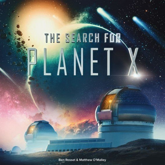 The Search for Planet X Gry Dedukcji Foxtrot Games