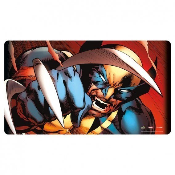Marvel Card Playmat - Wolverine Pozostałe Upper Deck Entertainment