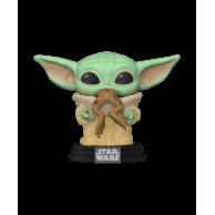 Figurka Funko POP TV: Star Wars The Mandalorian - The Child w/ Frog - 379 Funko - Star Wars Funko - POP!