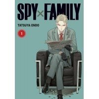 Spy-x-Family - 1 Shounen Waneko