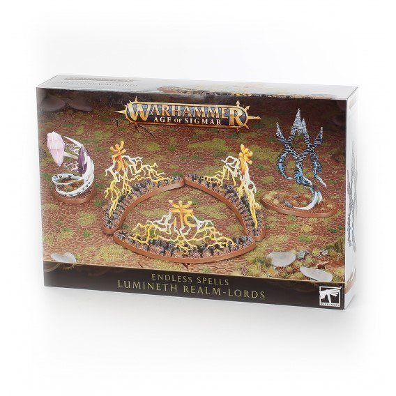ENDLESS SPELLS: LUMINETH REALM-LORDS Lumineth Realm-lords Games Workshop