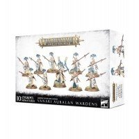 LUMINETH R-LORDS: VANARI AURALAN WARDENS Lumineth Realm-lords Games Workshop