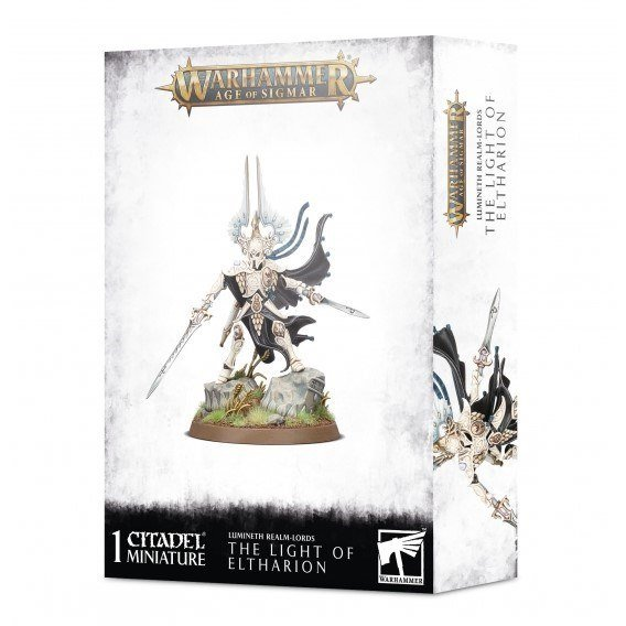 LUMINETH R-LORDS: THE LIGHT OF ELTHARION Lumineth Realm-lords Games Workshop