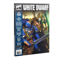 WHITE DWARF 456 (SEP-20) Czasopisma o grach Games Workshop