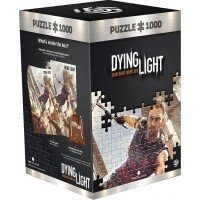 Good Loot Puzzle DYING LIGHT 1: CRANE'S FIGHT (1000 elementów)