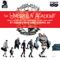 The Umbrella Academy Game Przedsprzedaż