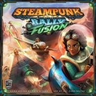Steampunk Rally Fusion (edycja Kickstarter FUSION DELUXE) Przedsprzedaż Roxley Games