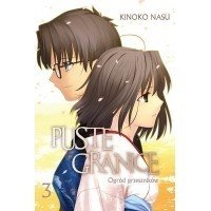 Puste granice: Ogród grzeszników - 3 Light novel Kotori