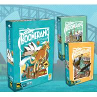 Boomerang (edycja Kickstarter BOOMERANG AROUND THE WORLD (AND BACK)))