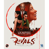 Vampire: The Masquerade Rivals Expandable Card Game ( edycja Kickstarter Methuselah (All-In))