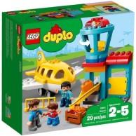LEGO Klocki DUPLO Lotnisko 10871 Duplo Lego