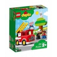 LEGO Klocki DUPLO Wóz strażacki 10901 Duplo Lego