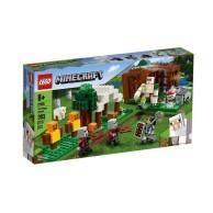 LEGO Minecraft Kryjówka rozbójników 21159 Minecraft Lego
