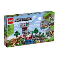 LEGO Klocki Minecraft Kreatywny warsztat 3.0 21161
