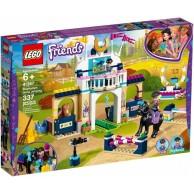 LEGO Klocki Friends Skoki przez przeszkody Stephanie 41367