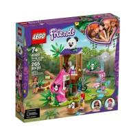 LEGO Klocki Friends Domek pand na drzewie 41422
