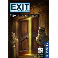 EXIT: Gra Tajemnic - Tajemnicze muzeum Kooperacyjne Galakta