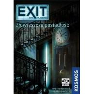 EXIT: Gra Tajemnic - Złowieszcza posiadłość Kooperacyjne Galakta
