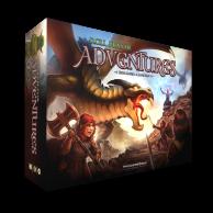 Roll Player Adventures ( edycja Kickstarter - Immortal Knight) Przedsprzedaż Thunderworks Games