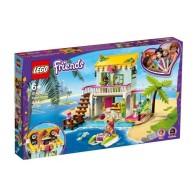 LEGO Klocki Friends Domek na plaży 41428