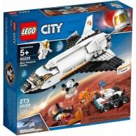 LEGO Klocki City Wyprawa badawcza na Marsa 60226 City Lego