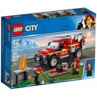 LEGO Klocki City Terenówka komendantki straży pożarnej 60231 City Lego
