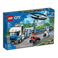 LEGO Klocki City Laweta helikoptera policyjnego 60244