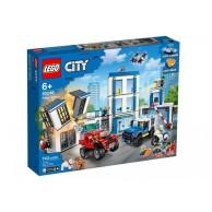 LEGO Klocki City Posterunek policji 60246 City Lego