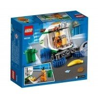 LEGO Klocki City Zamiatarka 60249 City Lego