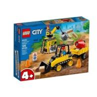 LEGO Klocki City uldożer budowlany 60252 City Lego