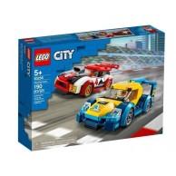 LEGO Klocki City Samochody wyścigowe 60256 City Lego