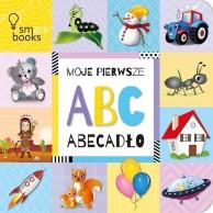 Moje pierwsze ABC Abecadło SMART BOOKS Książki SMART BOOKS