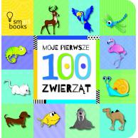 Moje pierwsze 100 Zwierząt SMART BOOKS