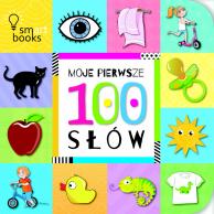 Moje pierwsze 100 słów SMART BOOKS
