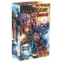 Legendary: A Marvel Deck Building Game – Into the Cosmos (Deluxe Edition)