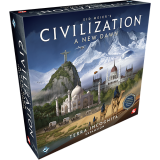 Sid Meier's Civilization: A New Dawn - Terra Incognita Pozostałe gry Fantasy Flight Games