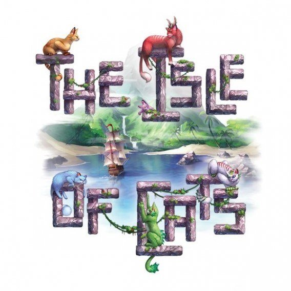 The Isle of Cats Strategiczne City of Games