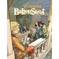 Czwórka z Baker Street - 6 - Człowiek ze Scotland Yardu Komiksy kryminalne Egmont